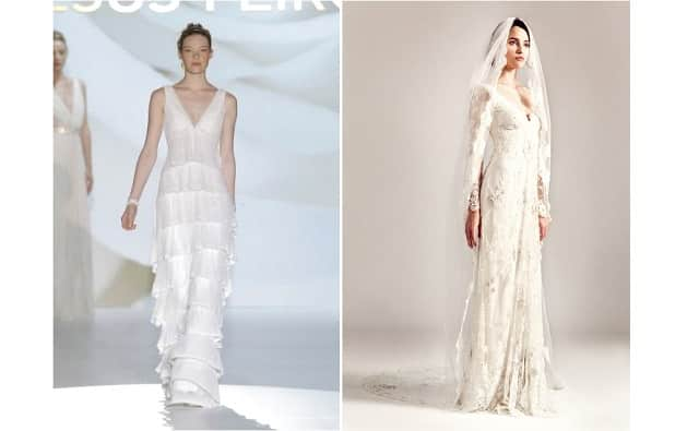 Robe de mariée champêtre : 10 modèles pour vous inspirer