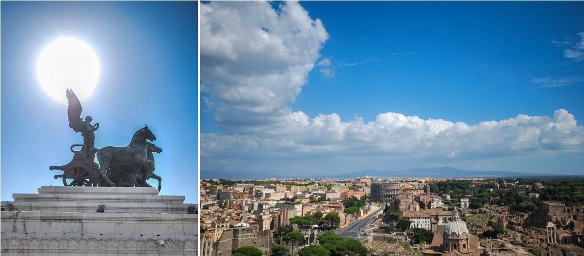 Rome en 5 jours empereur