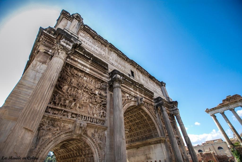 Rome en 5 jours forum