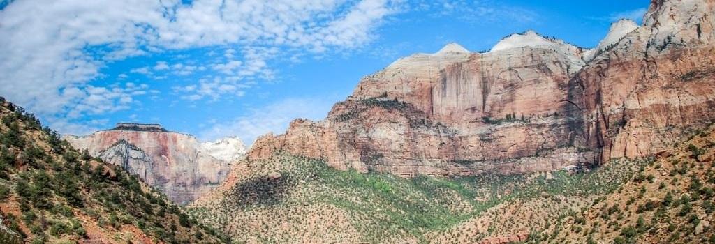 Voyage de noces aux Etats-Unis : Zion National Park