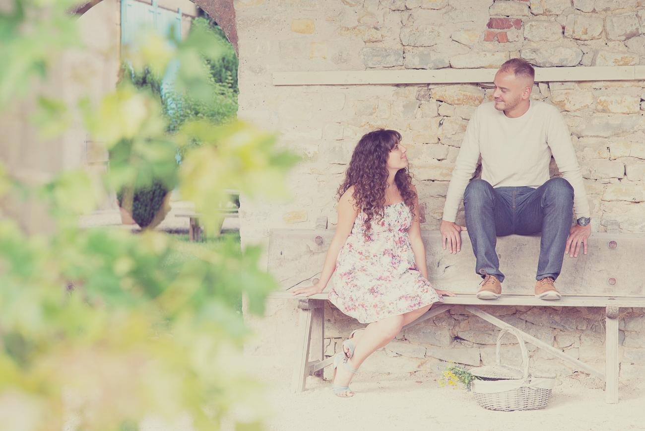 Séance Engagement {Sabrina & Maxime}