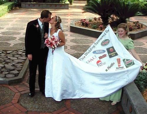 mariage sponsoris - Sponsoriser Son Mariage