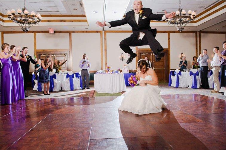 Ca fait (pas) mariage - sans ouverture de bal. 1