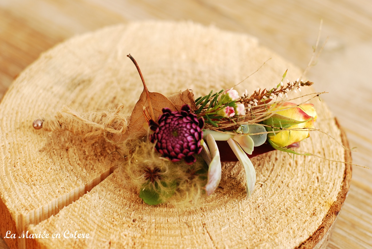 bouquet mari e d 39 automne 3 la mari e en col re blog mariage grossesse voyage de noces. Black Bedroom Furniture Sets. Home Design Ideas