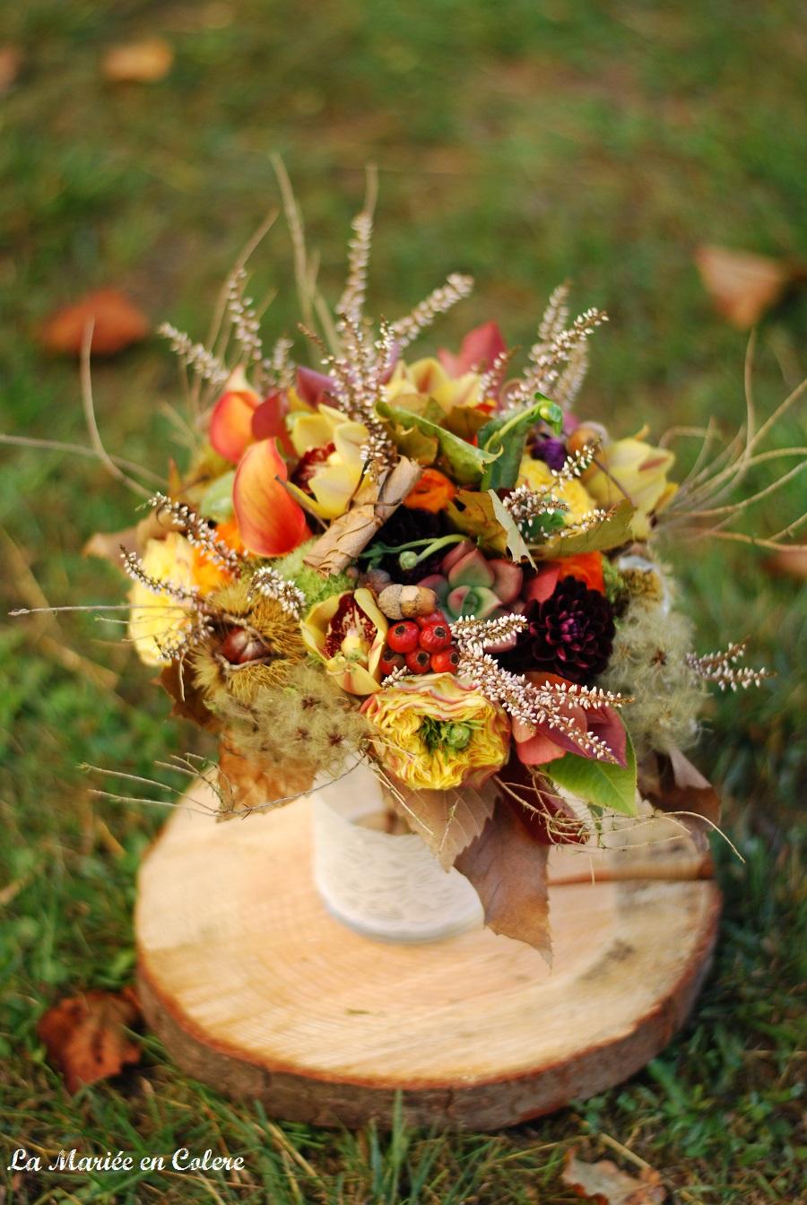 bouquet de mariee fleurs d automne meilleur blog de photos de mariage pour vous. Black Bedroom Furniture Sets. Home Design Ideas