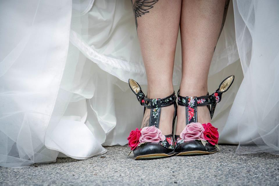 chaussures de la mariée 2 - La Mariée en Colère Blog Mariage ...