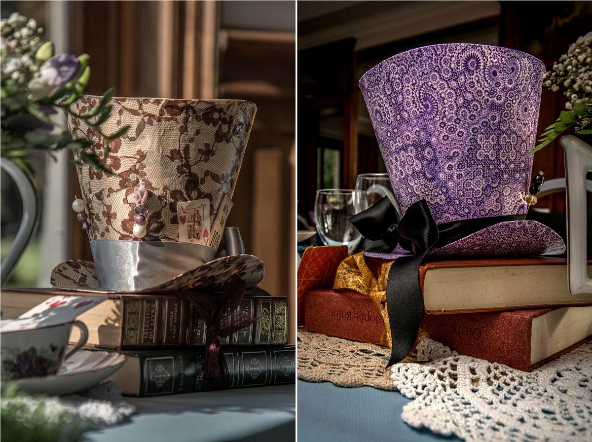 Decoration Table Alice Au Pays Des Merveilles