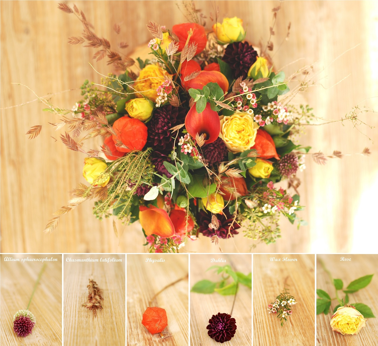 Bouquet de mariee d automne meilleur blog de photos de mariage pour vous - Bouquet d automne ...