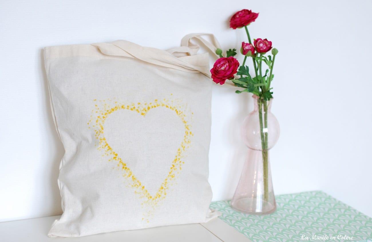 Customisez votre sac «La Mariée en Colère»