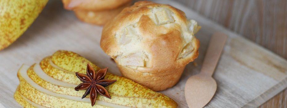 Muffin-à-la-poire