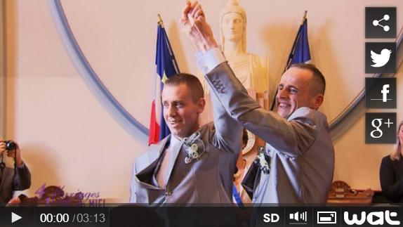 Pour la première fois l'émission «4 mariages pour 1 lune de miel» va accueillir un couple gay dans son émission…