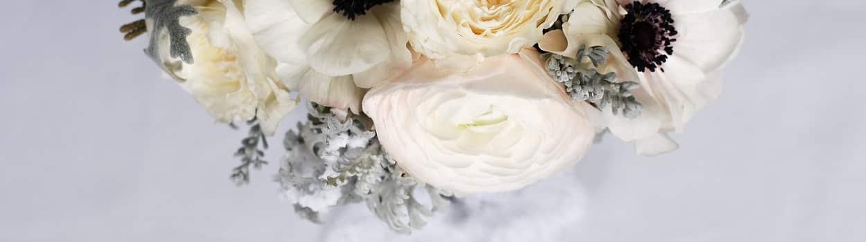 {Inspiration} Un bouquet de mariée pastel