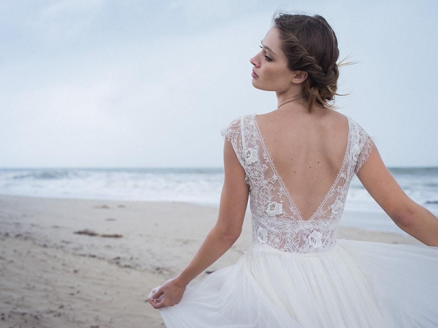 3 raisons de faire faire sa robe de marié