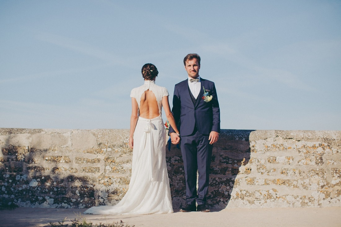 Mariage acidul reportage mariage vrai mariage d coration mariage acidul - Decoration ile de re ...