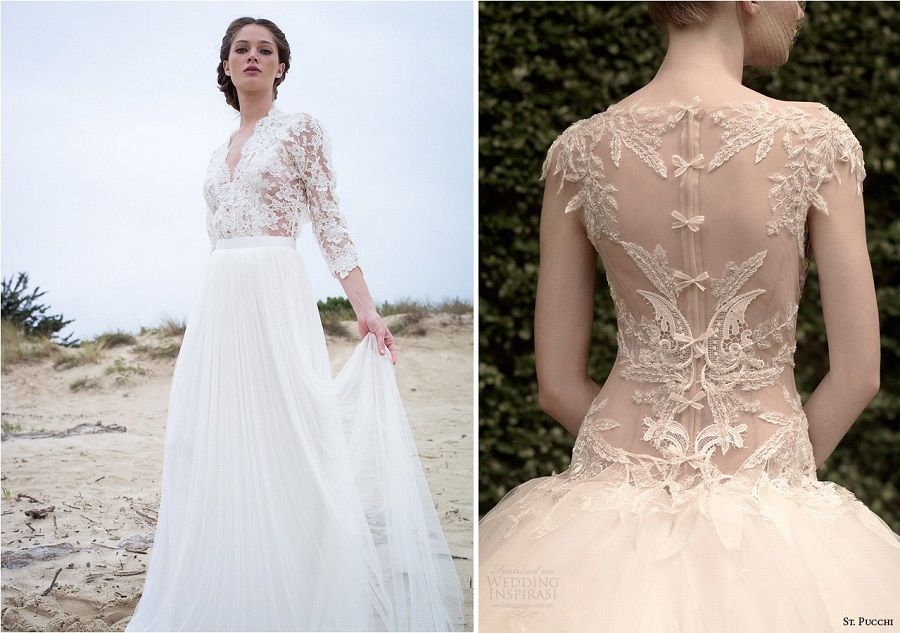une robe de mari e sexy et transparente mais pas vulgaire