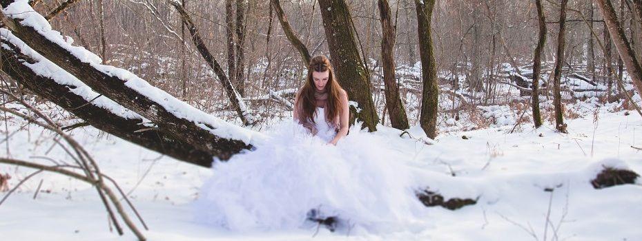 3 idées mode pour ne pas avoir froid en robe de mariée