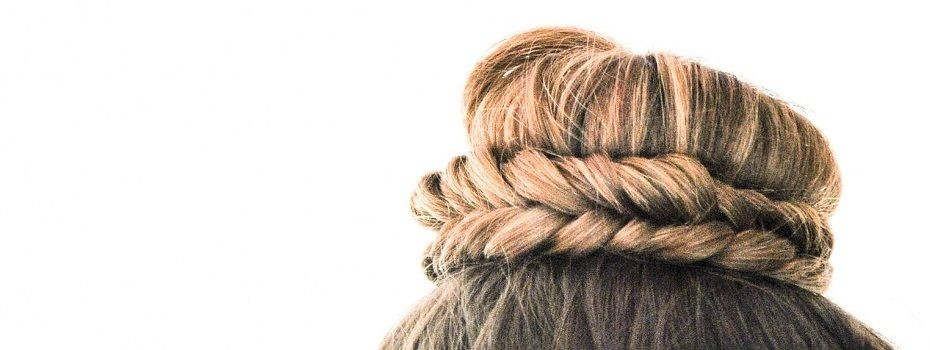 coiffures mariage originales avec des tresses