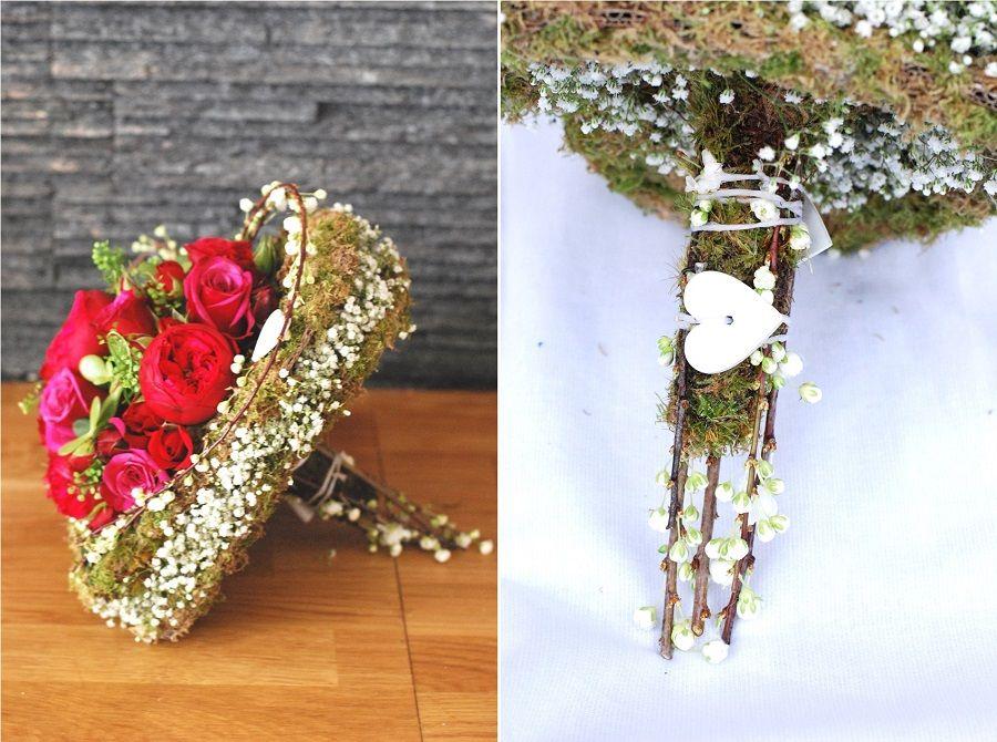 bouquet saint valentin roses rouges