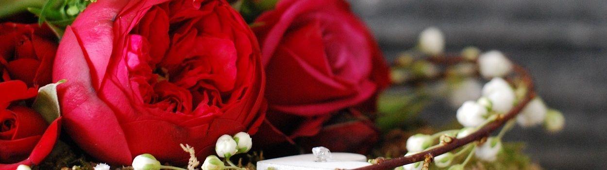 Un bouquet de Saint-Valentin