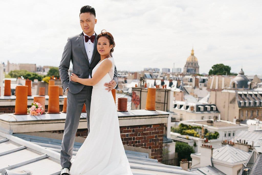 mariage moderne addavanh et Stéphane