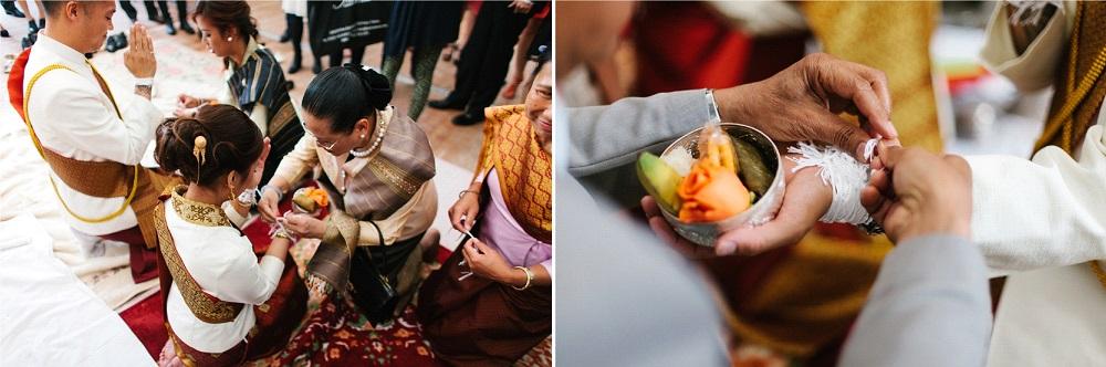 mariage traditionnel laotien