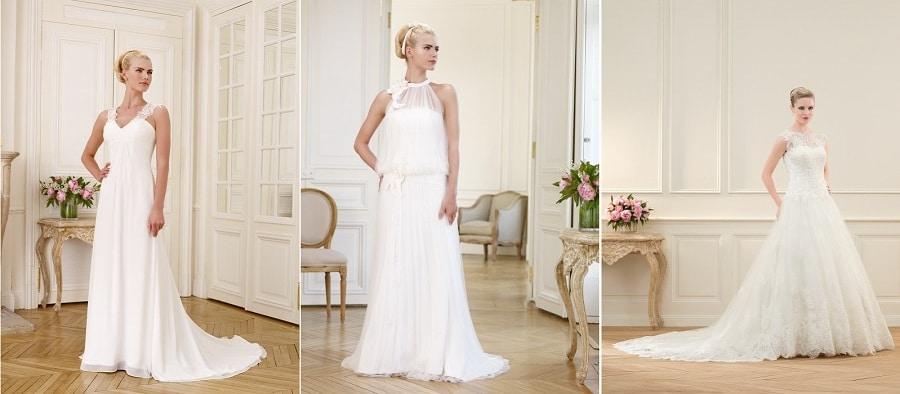 robe de mariée grande taille pronuptia