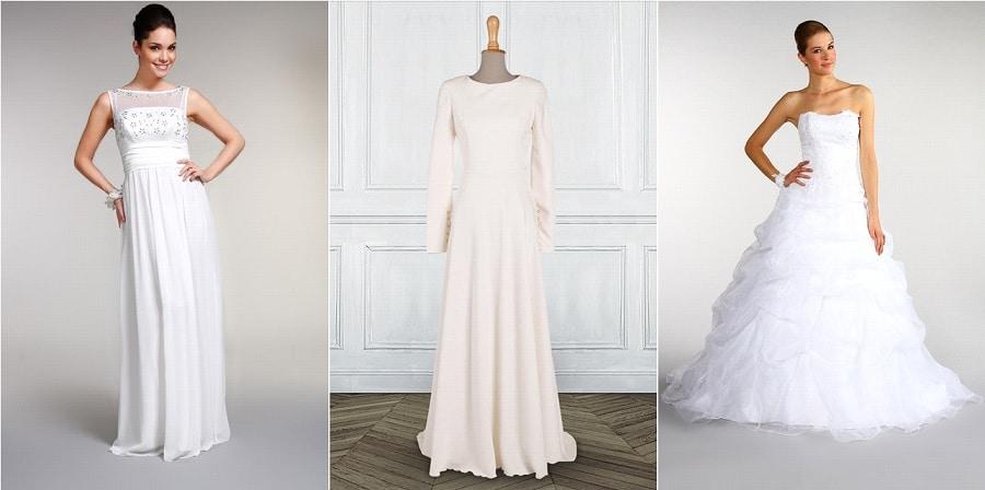 robe de mariée grande taille tati mariage