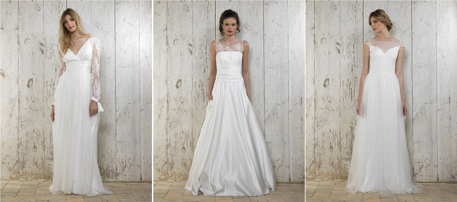 robe de marie grande taille lambert cration - Tati Mariage 2015