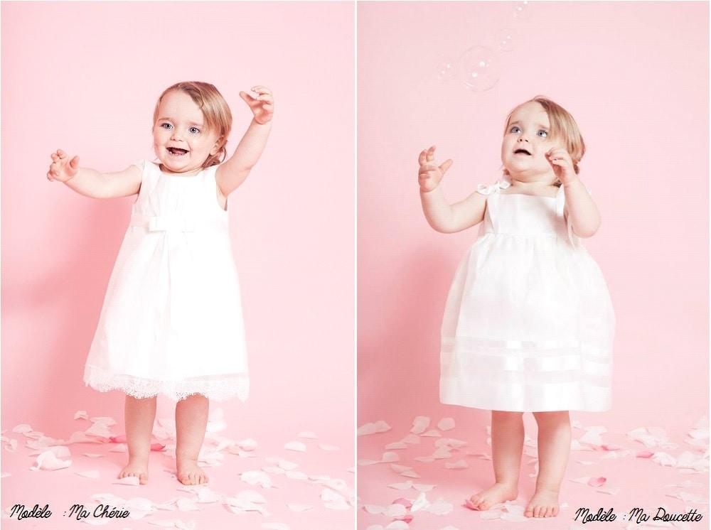 robe enfant d'honneur ma chérie adeline bauwin