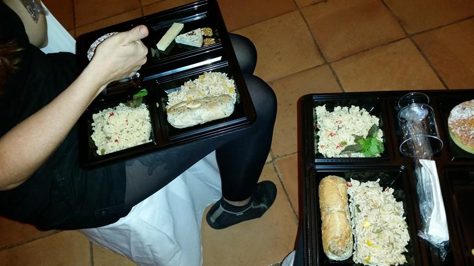 repas prestataires mariage