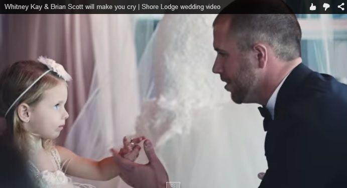 les voeux d 39 un homme sa femme et sa petite fille la mari e en col re blog mariage. Black Bedroom Furniture Sets. Home Design Ideas