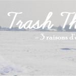 3 raisons de faire un Trash The Dress après le mariage