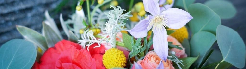 clématite bouquet