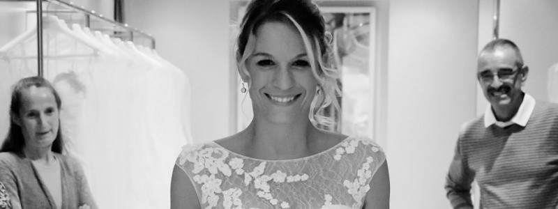 essayages robe de mariée pronovias