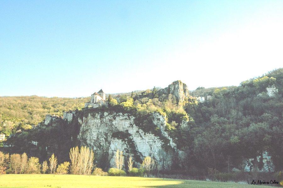 Saint cirq Lapopie