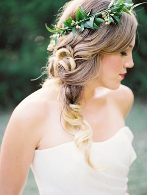 coiffure mariage tendance