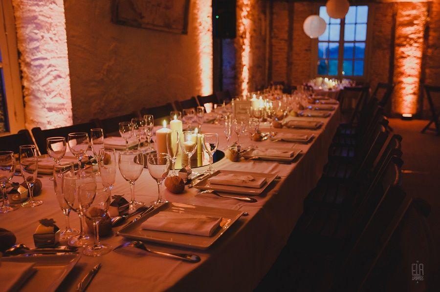 décoration salle mariage biarritz