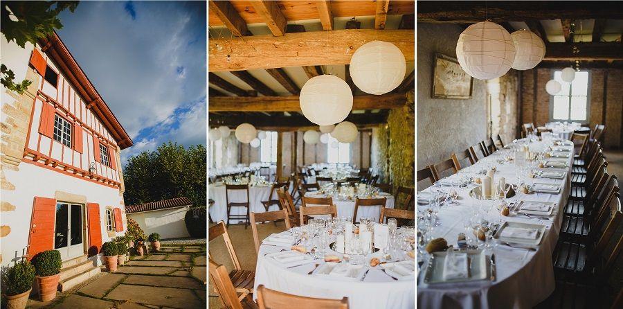 salle mariage biarritz Ihartze Artea