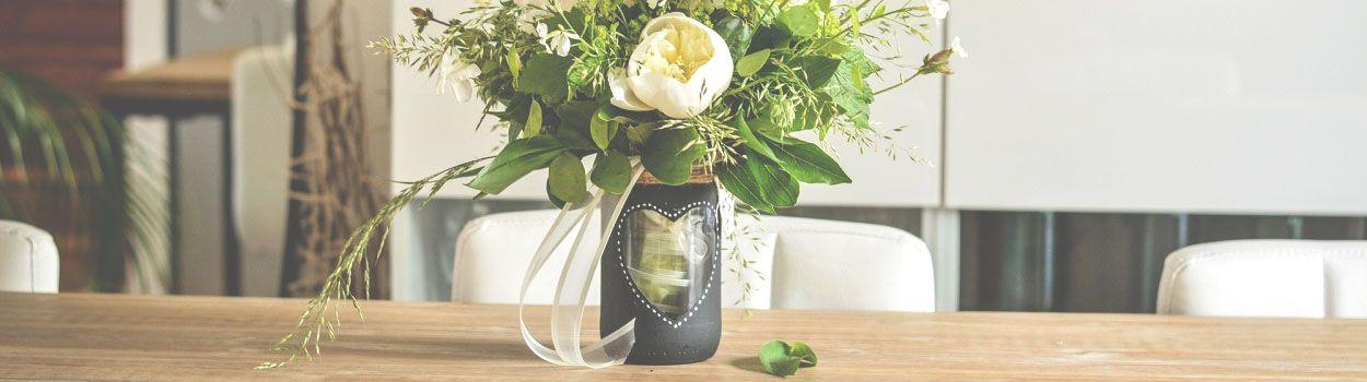 DIY marque table mariage ardoise