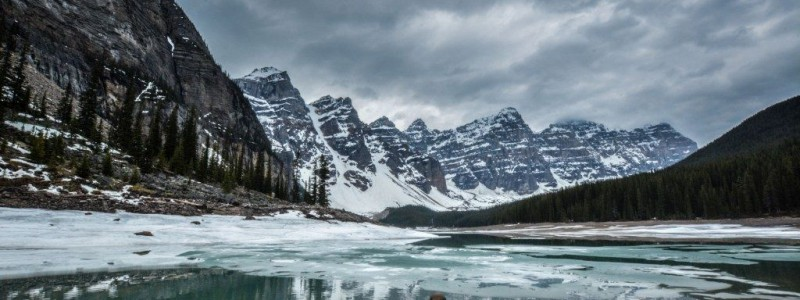 Banff National Park & Baker Creek Mountain Resort