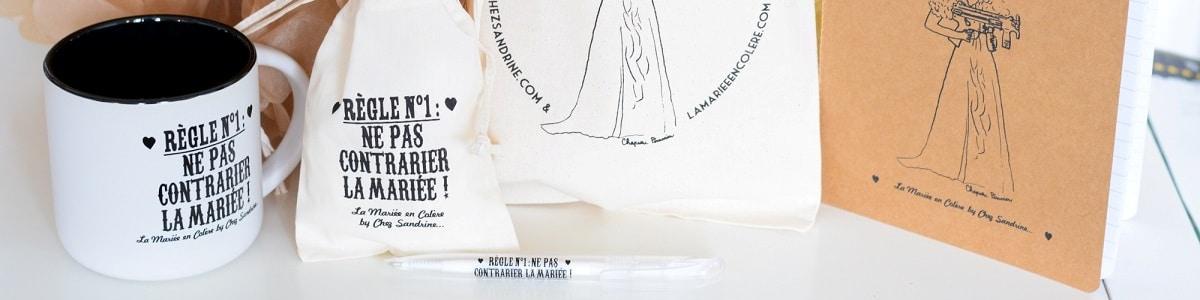 Boutique la mariée en colère