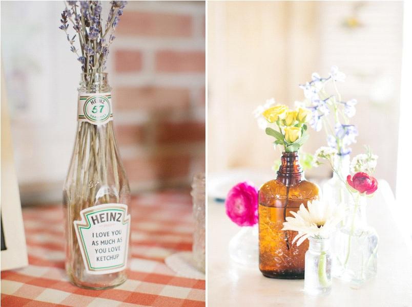 Inspiration d co r cup des bouteilles en verre la for Decoration verre