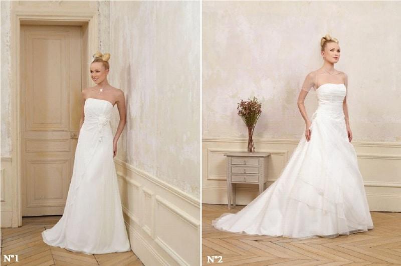Robe de mari e princesse ou champ tre comment choisir for Comment faire la robe de mariage cupcake