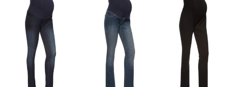 Le jean de grossesse : ce kiffe ultime