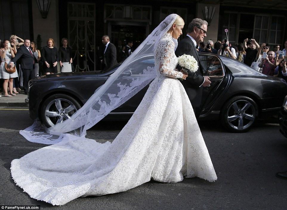 mariage nicky Hilton