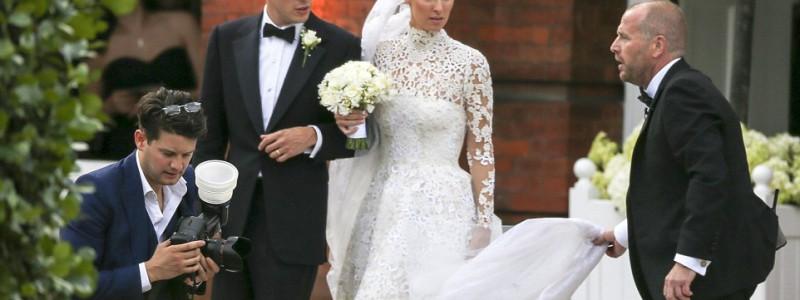 Nicky Hilton s'est mariée ce week-end