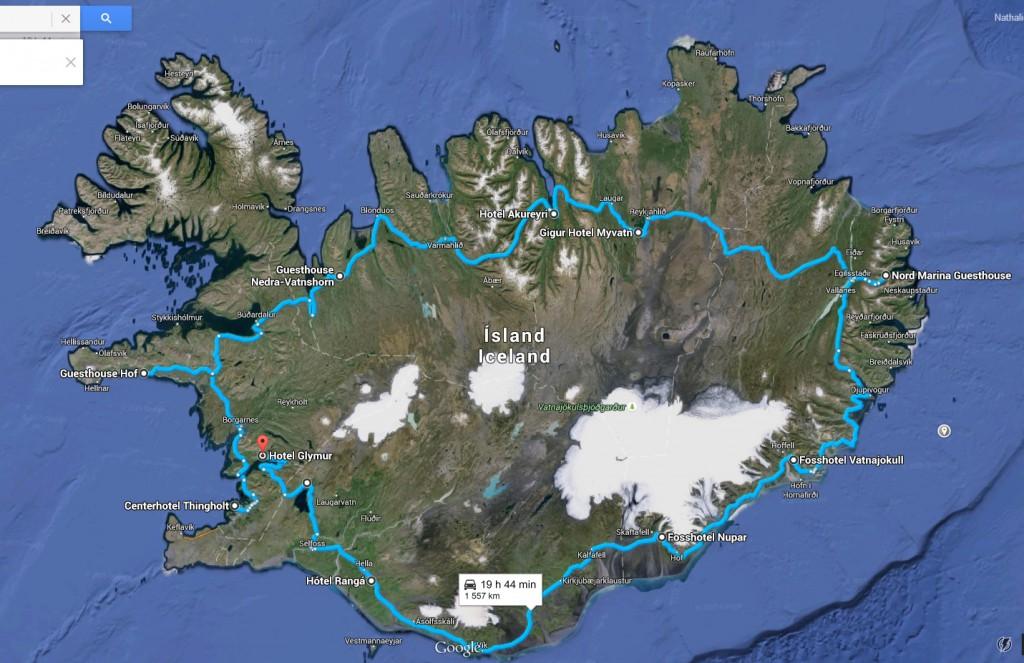 Voyage de Noces L'islande en 15 jours