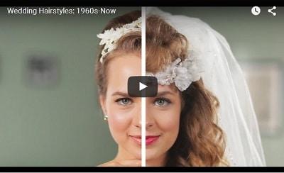 coiffure mariée temps