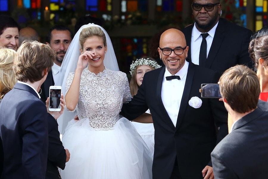 Mariage Pascal Obispo