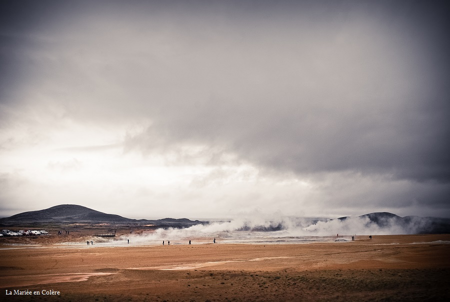 Myvatn Islande